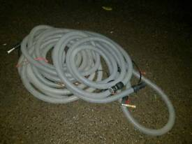 25' cfr hide a hose for carpet cleaning machine