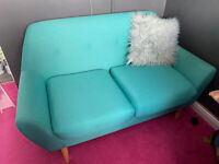 MINT GREEN SOFA FROM URBAN OUTFITTERS