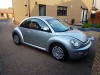 Excellent example of VW Beetle in much loved and excellent condition.