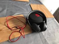 Genuine dre beats solo 2 wired headphones