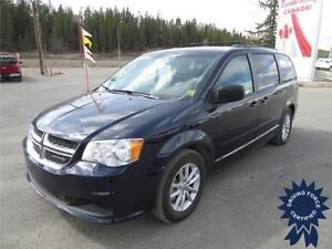 2013 Dodge Grand Caravan SXT, Steering Wheel Controls, 71,114 KM
