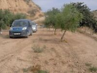 Plot with Olive Trees for Caravan-SPAIN