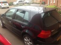 2002 VW GOLF 1.6 12 Months MOT Drives WELL 750