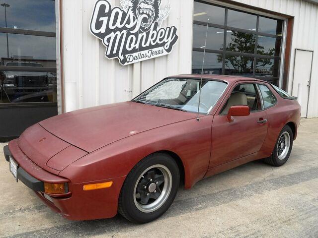 Imagen 1 de Porsche 944 2.5L 2475CC…