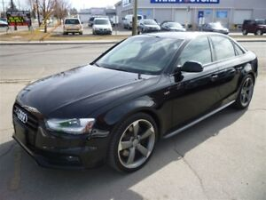 2014 Audi S4 3.0 Technik/NAVI/SPORT DIFF/B&O SOUND/LANE ASSISST