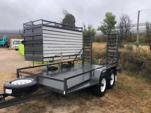 Plant Trailer 4.5 Tonne Heavy Duty Bobcat / Excavator Yass Yass Valley Preview