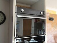 Microwave oven and grill combi