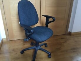 Comfort Ergo 2-level Office Chair