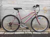 Saxon Mandarin ladies mountain bike