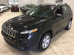 2014 Jeep Cherokee SPORT V6 GR. TEMPS FROID