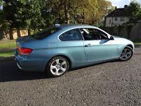 BMW 3 SERIES 325D 3.0L SE DIESEL AUTOMATIC COUPE