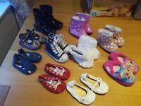 Bundle baby girl shoes