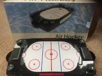 Air Hockey Game From the Gadget Shop Only used a few times in full Working order