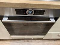 Bosch Built-In Single Oven, Stainless Steel