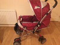 Baby pushchair (stroller)