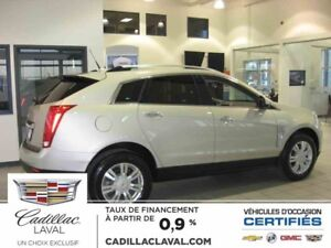 2014 CADILLAC SRX AWD LUXURY 4 Roues motrices
