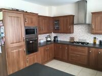 Howden's fitted kitchen & utility with integrated appliances