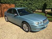 **ROVER 75 2.0 V6 SPARES OR REPAIRS 51 PLATE**