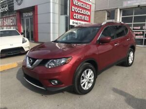 2016 Nissan Rogue SV AWD *183$ AUX 2 SEMAINES