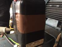 Air master compressor