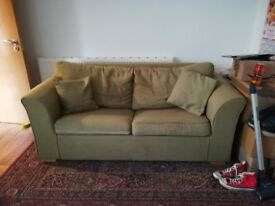 Double sofa bed in good condition