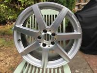 Mercedes Benz 7 Spoke AMG alloy wheel