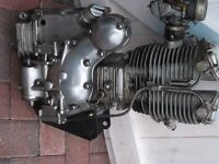 Royal enfield electra engine (complete with carb )