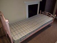 2 girls beds with mattress