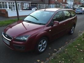 FORD FOCUS 1.8 ZETECT AUTO ESTATE FULL 12 MONTHS MOT