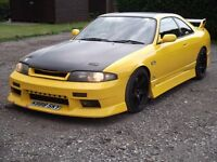 1993 Nissan Skyline GTST,377BHP, Apexi Ecu, HKS,Top Mount Turbo,Full BN Bodykit, K888 SKY,Modified