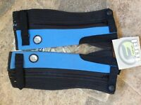 Brand new half chaps size XS. Lovely stretch fabric for a closer fit. £10