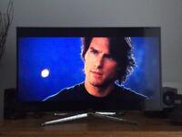 """Samsung 40"""" smart 3D tv"""
