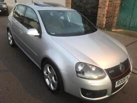 2008 Volkswagen Golf 2.0 TFSI GTI DSG Auto 5dr 1 OWNER FULL VW SERVICE HISTORY AUTOMATIC