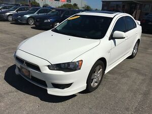 2008 Mitsubishi Lancer ES London Ontario image 9