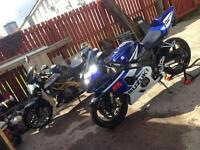 Gsxr 750 for sale not r1 not zx10