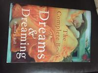 Selling book about dreams