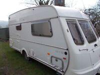 vanroyce 435 / 2et caravan