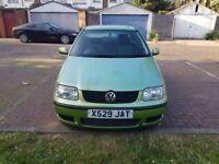 2001 Volkswagen Polo 1.4 E 5dr Automatic @07445775115
