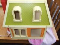 Mattel Dolls House 1980