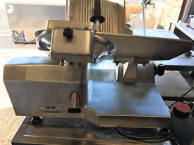 """USED ELECTROLUX 12""""meat Slicer Machine"""