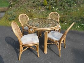 Garden or Conservatory Dining Set