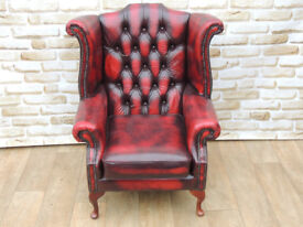 High Back Chesterfield (Delivery)