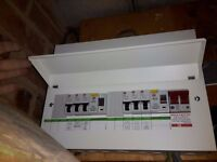 Qualifield electrician
