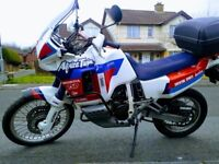 Classic Africa Twin Motorcycle - XRV750