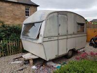 Thomson Glen 4 Berth 1969 Vintage Caravan