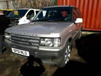 RANGE ROVER P38 2.5 DIESEL AUTO BREAKING FOR SPARES ALL PARTS AVAILABLE A