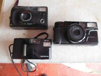5x 35mm compact cameras