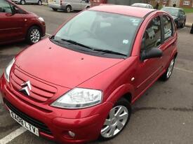 2008 CITROEN C3 AUTOMATIC WITH LOW MILEAGE