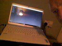sony vaio pcg 71313m i3 processor 500gb hd