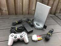 PlayStation 2 console. Ps2